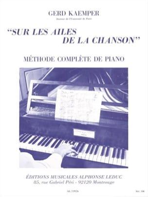 Gerd Kaemper - Sur Les Ailes De La Chanson - Partition - di-arezzo.fr
