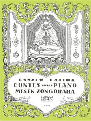 11 Contes - Laszlo Lajtha - Partition - Piano - laflutedepan.com