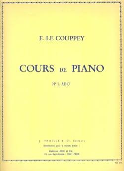 Cours de Piano : A.B.C - Couppey Le - Partition - laflutedepan.com