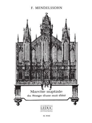 Marche Nuptiale Mendelssohn Bartholdy Felix / Commette laflutedepan