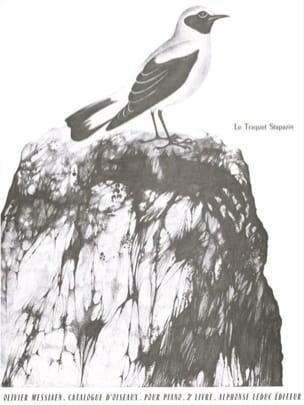 Olivier Messiaen - Bird Catalog Volume 2 - Sheet Music - di-arezzo.co.uk