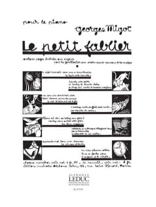 Petit Fablier - n° 05 : Les Deux Pigeons - laflutedepan.com