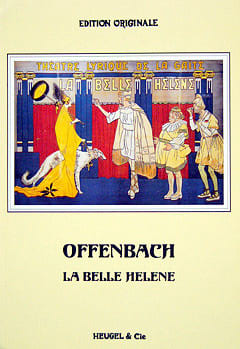 Jacques Offenbach - The beautiful Helen - Sheet Music - di-arezzo.com