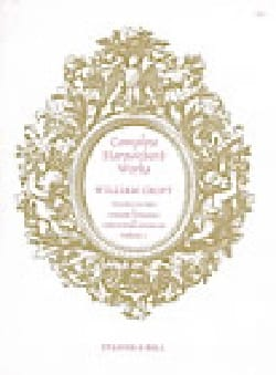 William Croft - Complete Harpsichord Volume 1 - Sheet Music - di-arezzo.com