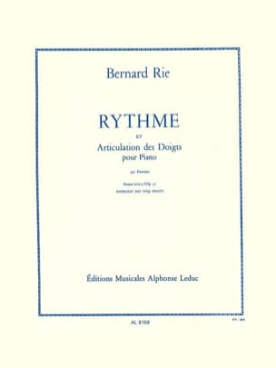 Bernard Rie - Rhythm and Articulation Opus 42 - Sheet Music - di-arezzo.co.uk