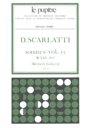 Scarlatti Domenico / Gilbert Kenneth - Complete Works Volume 6. K256 A K305 - Sheet Music - di-arezzo.co.uk
