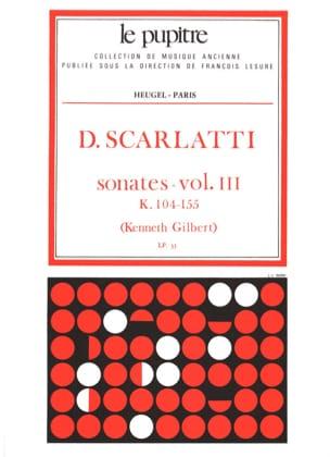 Scarlatti Domenico - Complete Works Volume 3. K104 A K155 - Partition - di-arezzo.es