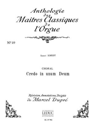 Choral : Credo In Unum Deum - laflutedepan.com