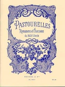 Pastourelles - Partition - Mélodies - laflutedepan.com