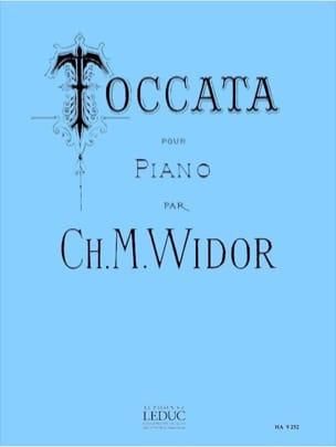 Toccata Extrait Symphonie N°5 Opus 42 WIDOR Partition laflutedepan