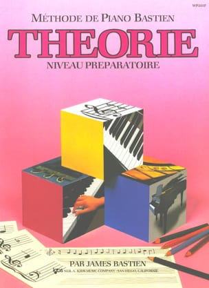 BASTIEN - Bastien Piano Method - Theory Preparatory Thought - Sheet Music - di-arezzo.co.uk