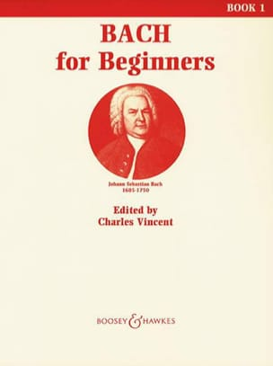 BACH - Bach For Beginners Vol 1 - Partition - di-arezzo.co.uk