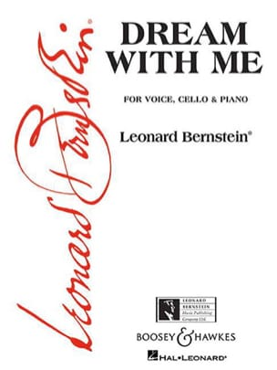 Leonard Bernstein - Dream With Me. - Partition - di-arezzo.fr