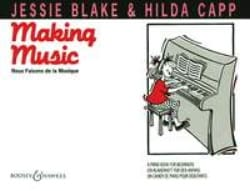 Making Music Jessie Blake Partition Piano - laflutedepan