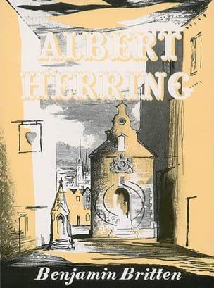 Albert Herring Op. 39 - Benjamin Britten - laflutedepan.com