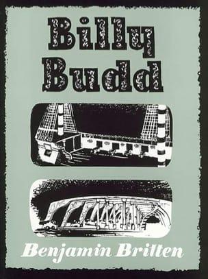 Billy Budd Opus 50 - BRITTEN - Partition - Opéras - laflutedepan.com