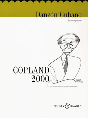 Aaron Copland - Danzon Cubano. 2 Pianos - Sheet Music - di-arezzo.co.uk