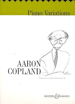 Aaron Copland - Piano Variations - Sheet Music - di-arezzo.com