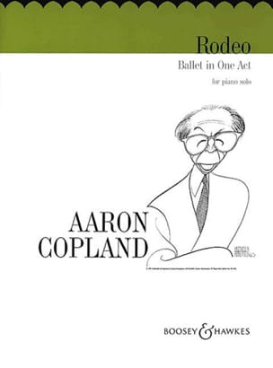 Aaron Copland - Rodeo - Sheet Music - di-arezzo.com