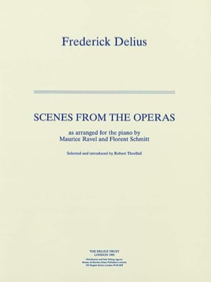Scenes From The Operas - Frederick Delius - laflutedepan.com