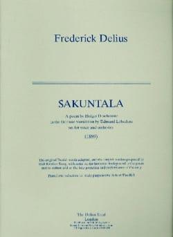 Frederick Delius - Sakuntala - Partition - di-arezzo.fr