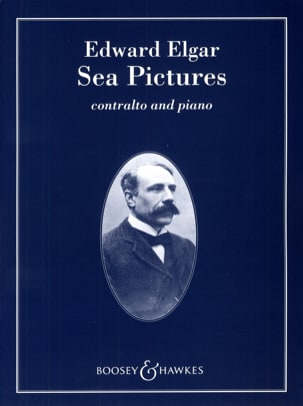 ELGAR - Sea Pictures Opus 37 - Sheet Music - di-arezzo.com