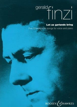 Gerald Finzi - Let Us Garlands Bring Opus 18 - Partition - di-arezzo.fr