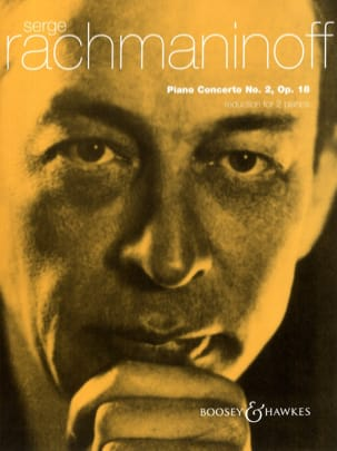 RACHMANINOV - Opus 18 Piano Concerto No. 2 - Sheet Music - di-arezzo.co.uk