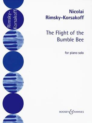 Hummelflug RIMSKY-KORSAKOV Partition Piano - laflutedepan