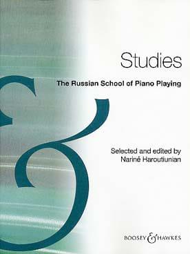 - Escuela rusa Piano Playing Studies - Partitura - di-arezzo.es