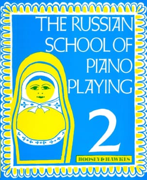 A. Nikolaev - Russian School Piano Playing Volume 2 - Partition - di-arezzo.fr