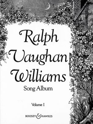 Williams Ralph Vaughan - Song Album 1 - Partition - di-arezzo.fr