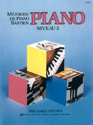 BASTIEN - Bastien Piano Method - Level 2 - Partition - di-arezzo.co.uk