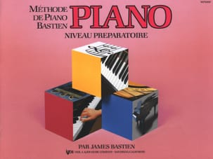 BASTIEN - Bastien Piano Method - Preparatory - Sheet Music - di-arezzo.com