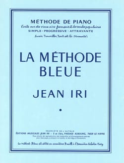 Jean Iri - The blue method - Sheet Music - di-arezzo.co.uk
