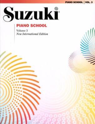 Suzuki - Suzuki Piano School New International Edition Volume 3. - Sheet Music - di-arezzo.co.uk