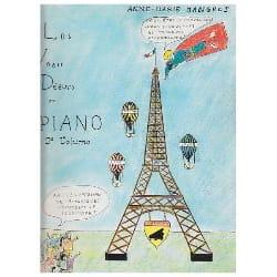A-M Mangeot - Les Vrais Débuts Du Piano Vol 2 - Partition - di-arezzo.fr
