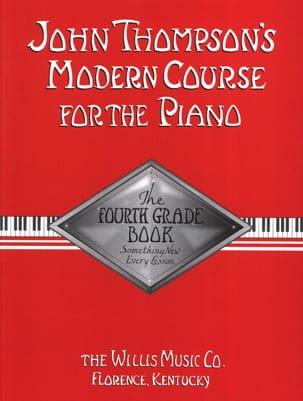 John Thompson - Modern Piano Method Volume 4 - Sheet Music - di-arezzo.co.uk