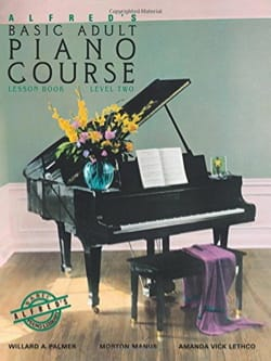 ALFRED - Alfred's Basic Adult Piano Course - Volume 2 - Sheet Music - di-arezzo.co.uk