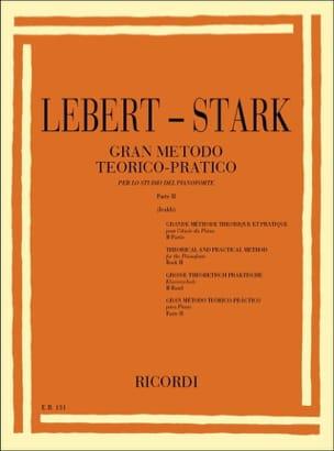 Lebert-Stark - Grande Méthode Théorique et Pratique - Volume 2 - Partition - di-arezzo.fr