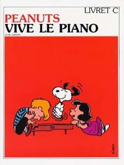 Edison - Peanuts Vive le Piano - Livret C - Partition - di-arezzo.fr