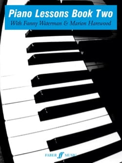 Piano Lessons book 2 - Fanny Waterman - Partition - laflutedepan.com