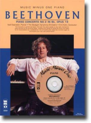Concerto Pour Piano N°2 Op. 19 En Si Bémol Majeur + CD - laflutedepan.com