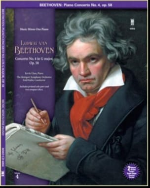 Concerto Pour Piano N°4 Op. 58 En Sol Majeur - laflutedepan.com