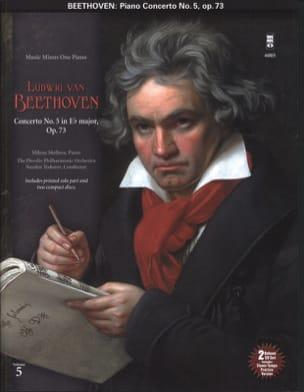 Concerto pour piano N°5 Opus 73 En Mi Bémol Majeur - laflutedepan.com