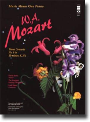 Piano Concert N°9 K 271 MOZART Partition Piano - laflutedepan