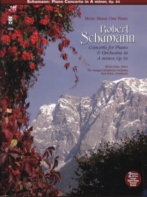 Concerto Pour Piano En la Mineur Opus 54 - SCHUMANN - laflutedepan.com