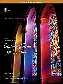 - Sopranos Oratorios Arias - Partition - di-arezzo.fr