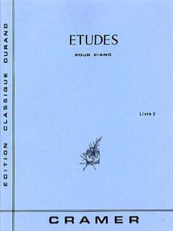 Etudes Volume 2 Jean-Baptiste Cramer Partition Piano - laflutedepan