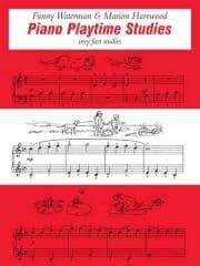 Waterman - Harewood - Piano playtime studies - Sheet Music - di-arezzo.com